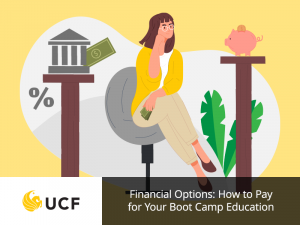 How to pay for UCF boot camps
